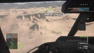 Battlefield 4™Scout-heli Angry Bird