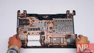 Поддон для ноутбука Acer Aspire V5-571G, V5-531G