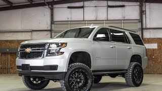 2015 Chevrolet Tahoe 4x4 LT LIFTED FORSALE!!!!