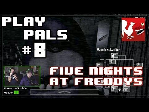 Play Pals #8 - Five Nights At Freddy's