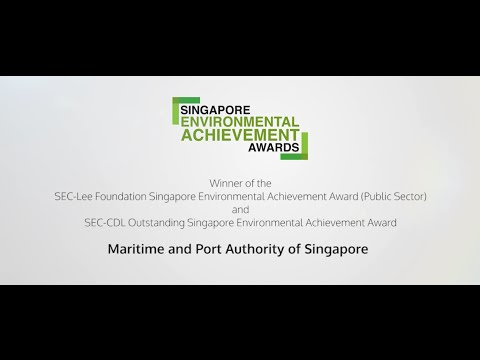 SEAA 2015 Video - The Maritime and Port Authority of Singapore (MPA)
