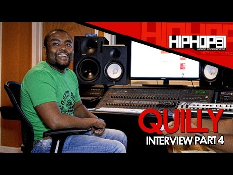 Quilly Talks Dream Collaborations, The County Boy Movement, And More With HHS1987