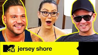 Mike & Ronnie's EPIC Roast Battle | Funniest Moments | Jersey Shore Family Vacation