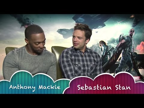 Anthony Mackie & Sebastian Stan Best Moments 1