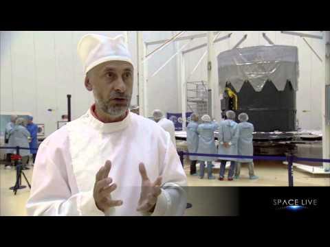 GAIA, le cartographe de l'espace