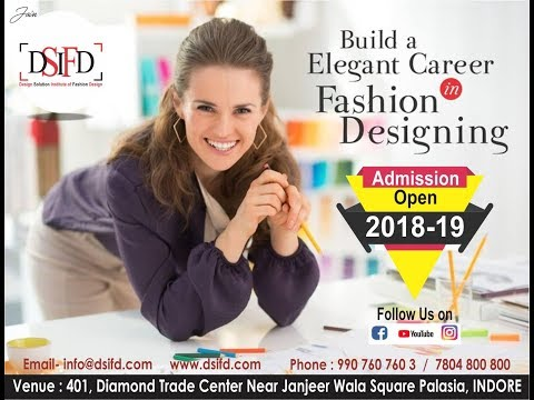 College of Fashion Designing | Interior Designing | Event Management | DSIFD Indore