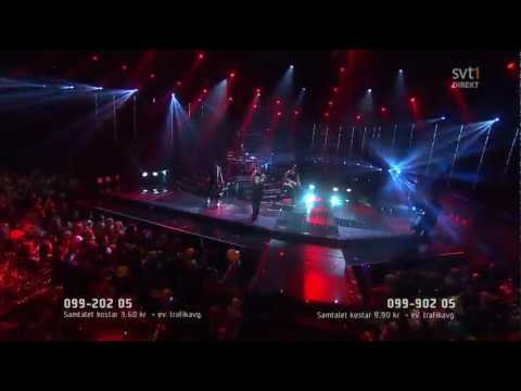 Dead By April - Mystery (Live @ Melodifestivalen 2012)