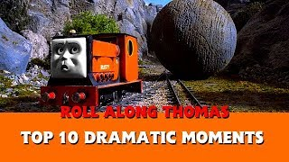 Roll Along's Top 10 Dramatic Moments in Thomas & Friends