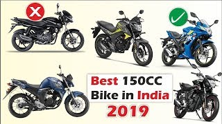 Best 150CC bike in India 2019, Best Mileage 150CC bike, best bike, Pulsar, Apache, R15, Fzs