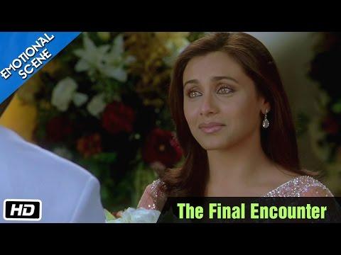 The Final Encounter - Emotional Scene - Kabhi Alvida Naa Kehna - Abhishek Bachchan, Rani Mukherjee video