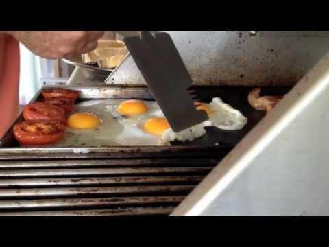 Our Aussie BBQ Sunday Breakfast