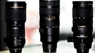 BOKEH - 70-200mm f2.8 shootout - Part 3 - Sigma OS vs Tamron vs Nikon VRII -