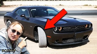 The New Dodge Challenger Has a Serious Problem