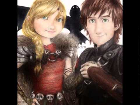 which how to train your dragon character would you date