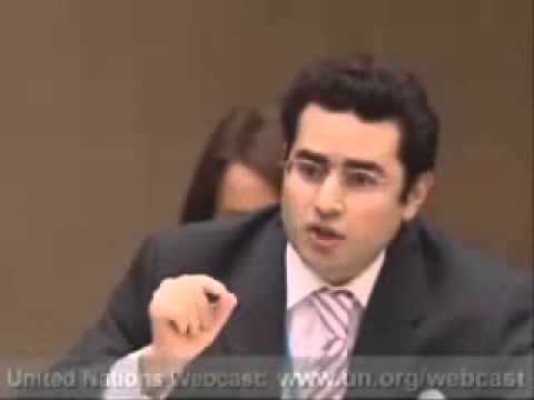 Banned Speech  Hillel Neuer Takes on U N  Human Rights Counc