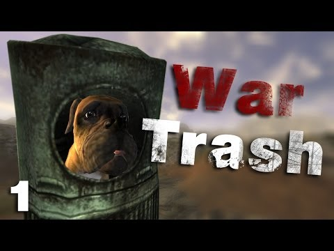 Fallout New Vegas Mods: War Trash - Part 1