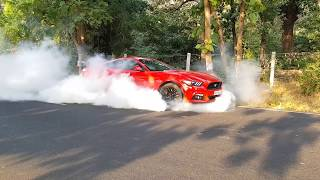 Mustang GT after 2400 Km | Gagan Choudhary