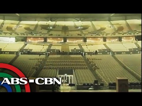 LOOK: What's inside INC's Philippine Arena