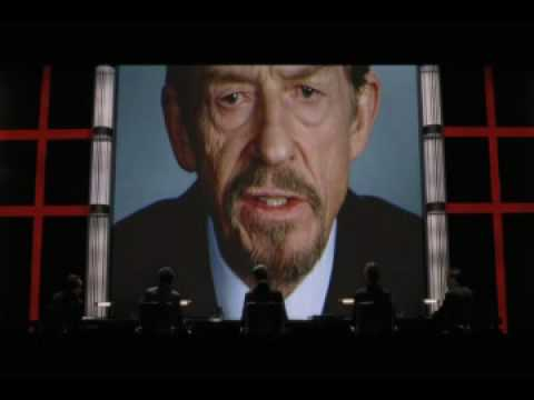 V for Vendetta - Chancelor Sutler's Introduction