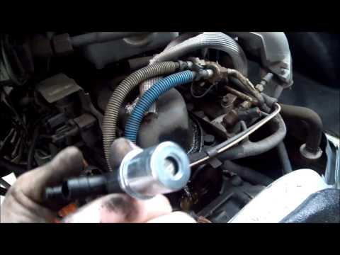 Mazda additionally Hqdefault besides B F E E further Maxresdefault besides . on 2001 ford taurus egr valve