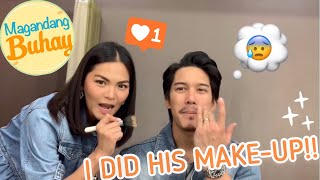 [VLOG #3] GETTING READY FOR MAGANDANG BUHAY GUESTING + OUR 4TH ANNIVERSARY!! • Joselle Alandy