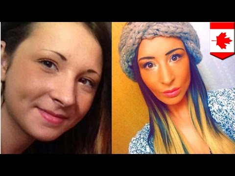 Woman wanted for violent murder in Canada can easily change her appearance - TomoNews