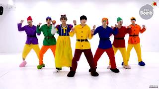 BTS 방탄소년단 - Go Go 고민보다 (dance Practice)