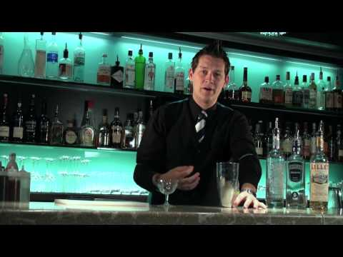 Art of the Cocktail 2009 – How To Make A Vesper