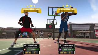 Kevin Garnett Playing NBA 2K