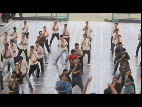 Flashmob  Mbc - Gentleman -- Pistah video
