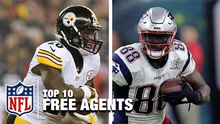 Top 10 2017 Free Agents & Their Best Fit | NFL NOW