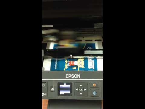 EPSON XP340 SIN CHIP. WITHOUT CHIP CHIPLESS
