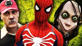 GTA V PC - Spider-Man PS4, MOMO, Fahur, Kratos e Mais (MODS)