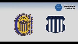 Rosario Central Vs. Talleres - EN VIVO - FutbolParaLiricos
