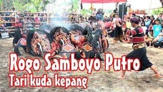 download lagu Rogo Samboyo Putro - Tari Kuda Kepang Di Ds.bakalan gratis