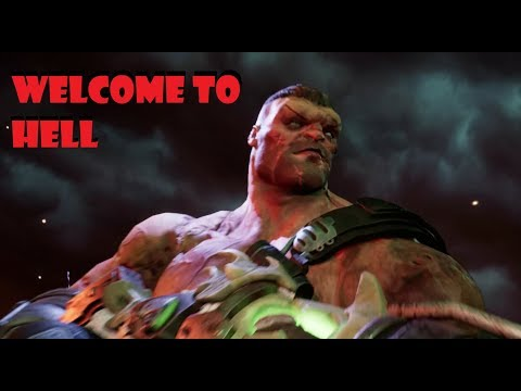Hellbound: Survival Mode (Indie Game) Gameplay WELCOME TO HELL!