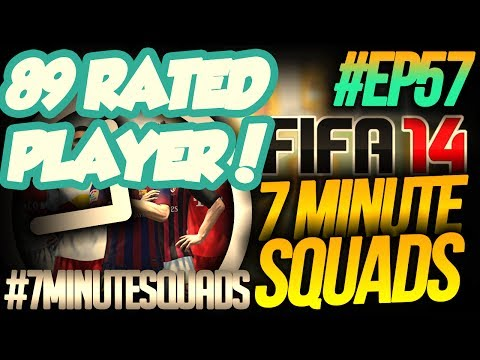 NEXT GEN FIFA 14 ULTIMATE TEAM   7 Minute Squads #EP57 - XMASSSS!