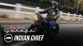 1930 Indian Chief - Jay Leno's Garage