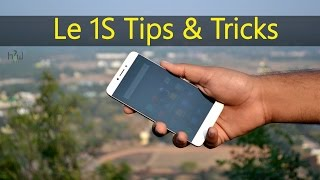 Top 20 -  Letv Le 1S Tips & Tricks