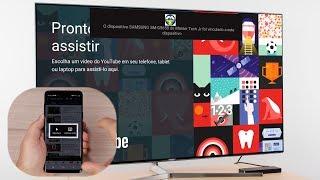 Como Espelhar Smartphone em qualquer TV BOX Android