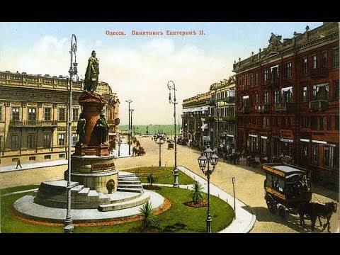 Одесситы против сноса памятника Екатерине II