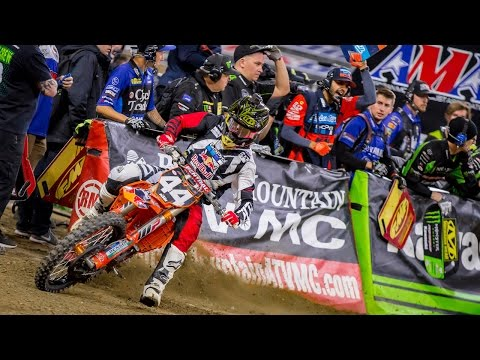 250SX Class Highlights - Detroit - Race Day LIVE - 2017