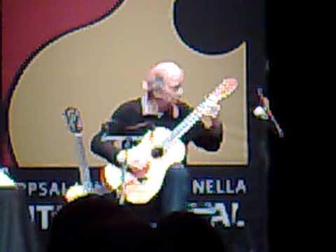 Ralph Towner solo concert 2009 part 4 -