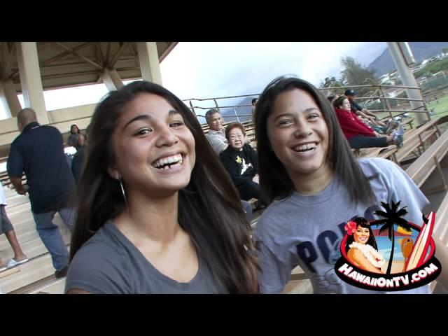 Na Koa Ikaika - Maui Pro Baseball 2012 Game 1