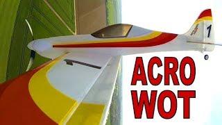 Acro Wot Ripmax Modellflug Pampersflieger MFC Rheinbach