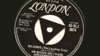 Jim Backus & Friends : Delicious