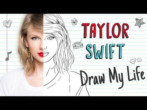TAYLOR SWIFT | Draw My Life