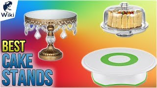 10 Best Cake Stands 2018