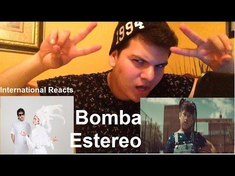 Bomba Estereo - Soy Yo Reaction (International Reacts)