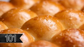 The Best Homemade Dinner Rolls You'll Ever Eat